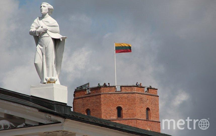 В настоящее время в Литве действует карантин. Фото pixabay.com, архивное