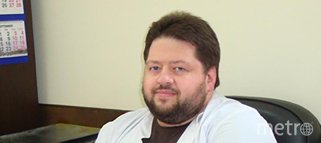 "Сергей Белошицкий. Фото ""Metro"""