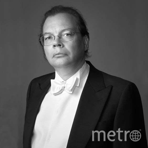 "Александр Ведерников. Фото facebook.com/mikhailovsky_theatre, ""Metro"""