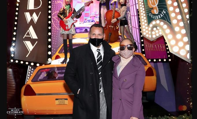 Дженнифер Лопес и Алекс Родригес. Фото Getty