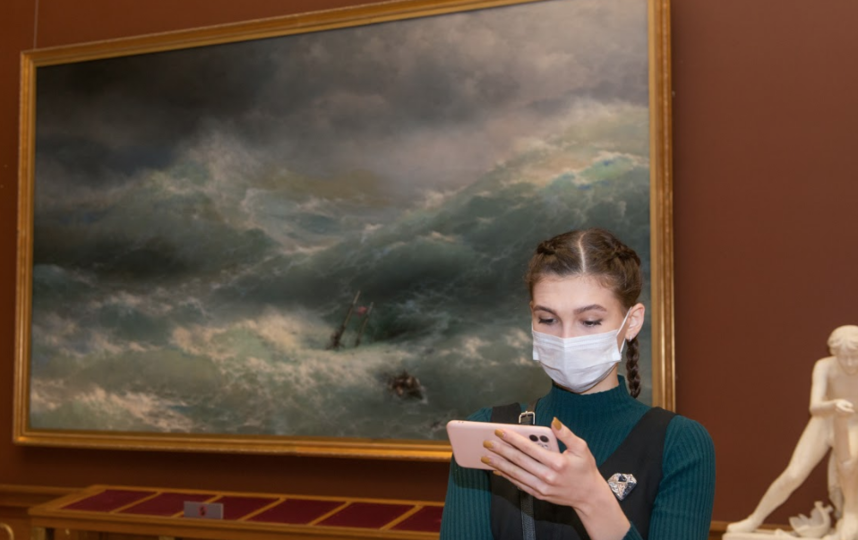Русский музей. Фото Предоставлено организаторами