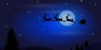 Как следить за Сантой в канун Рождества: интересные факты о давней традиции