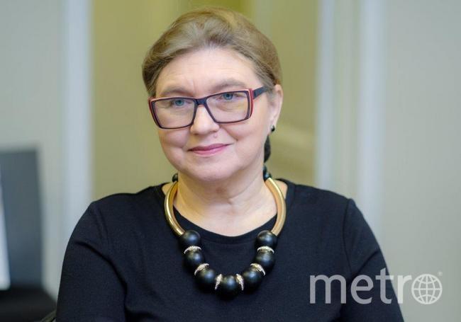 Елена Кудрявцева.