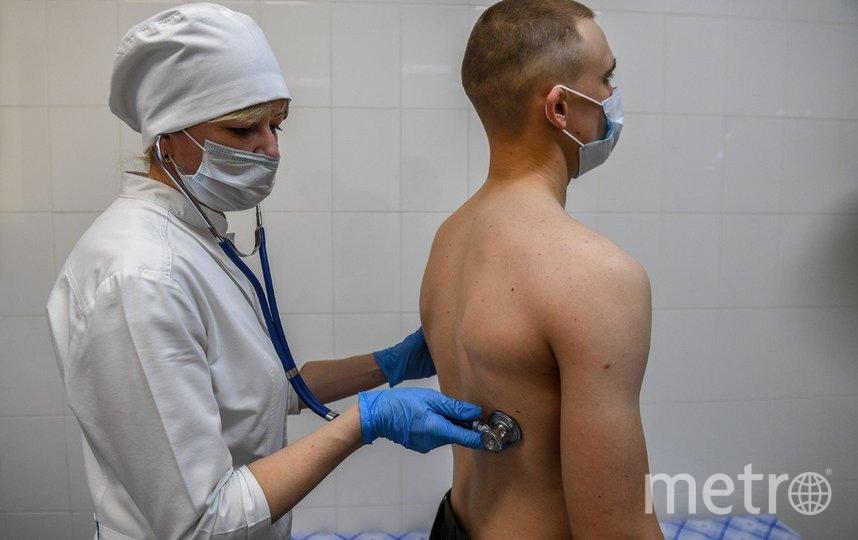 Власти рекомендуют сделать прививку, чтобы защитить себя и своих близких. Фото Константин Морозов, пресс-служба министерства обороны РФ