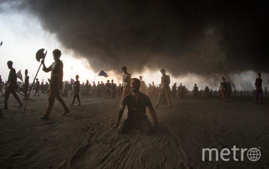 День скорби в Ираке. Фото Хусейн Фалех, AFP