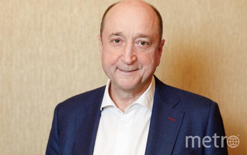 Владимир Барканов.