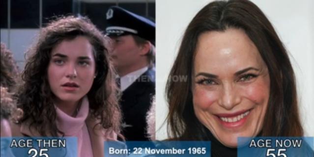 Кристин Минтер сыграла Хизер, сестру Кевина.