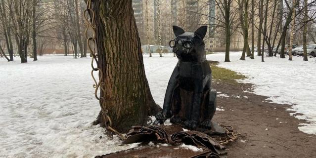 Кот Ученый.