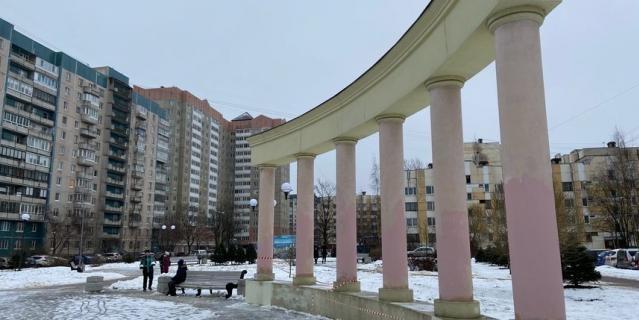 Крымский двор.
