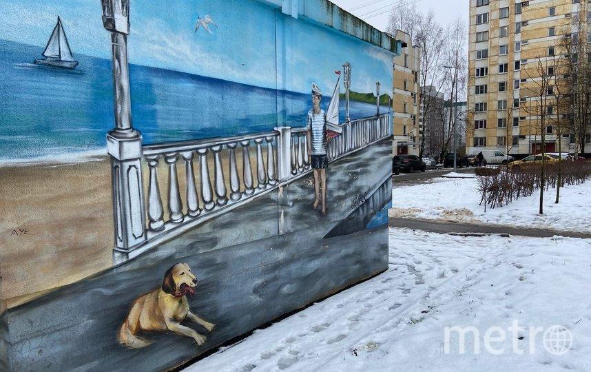 """Крымский двор. Фото Ксения Гайзлер, """"Metro"""""""