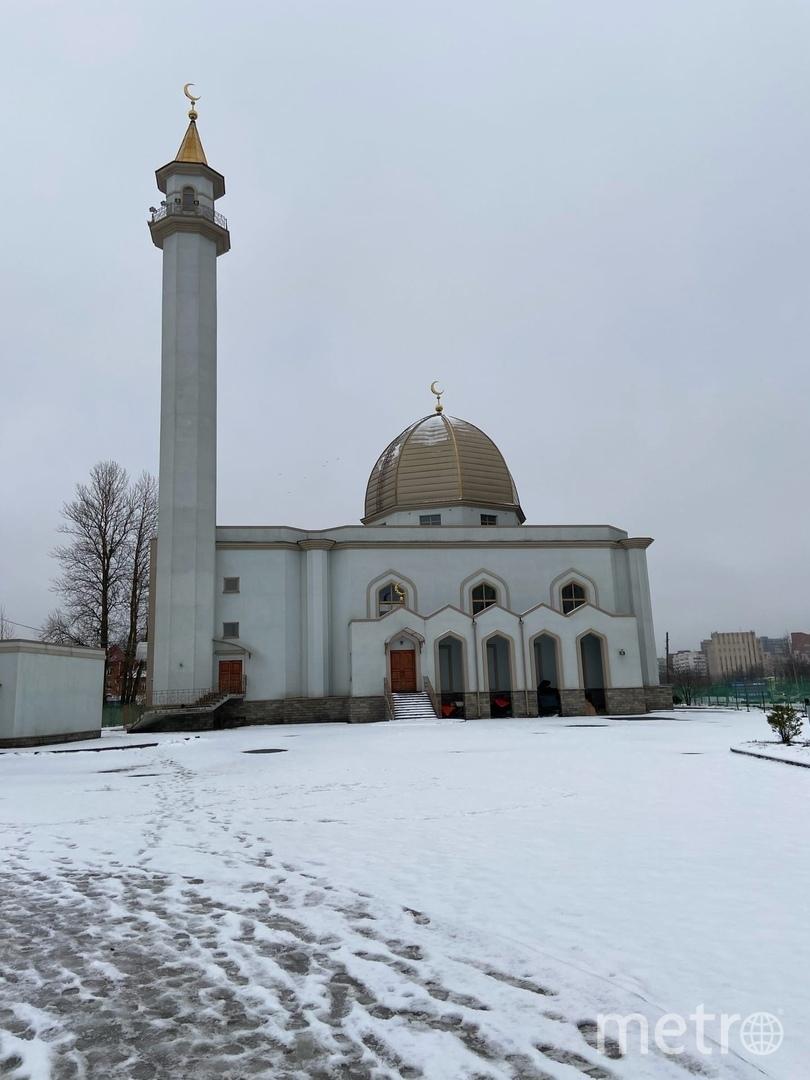"Мечеть. Фото Ксения Гайзлер, ""Metro"""
