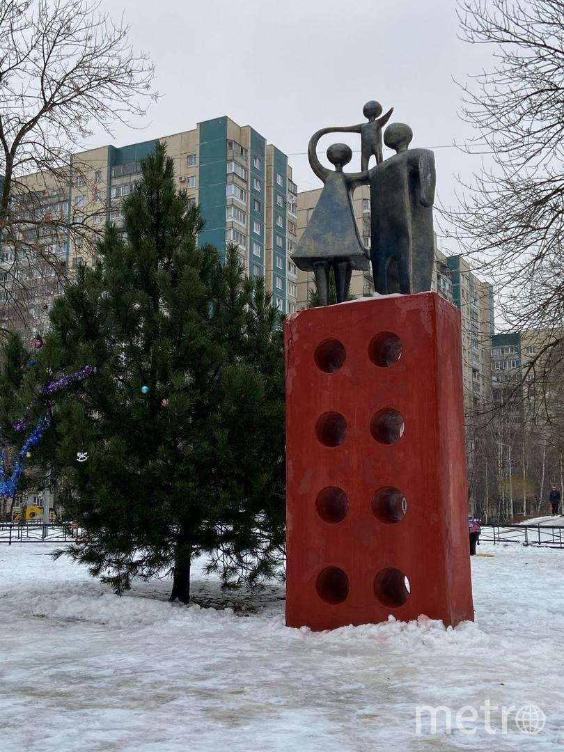 "Сквер. Фото Ксения Гайзлер, ""Metro"""