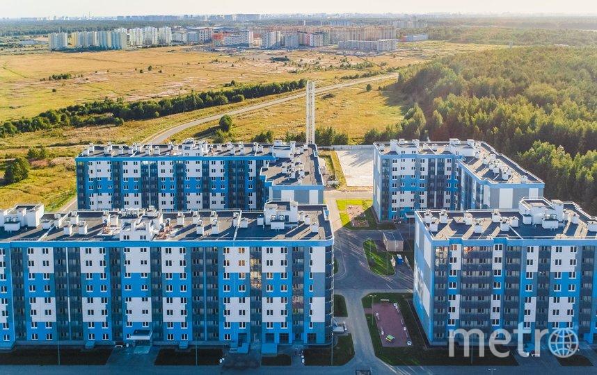 """Далеко не все знают о программе «Сельская ипотека», а по ней можно купить современную квартиру в одном из петербургских пригородов. Фото ГК «КВС», """"Metro"""""""