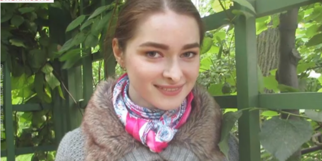 Анастасия Ещенко.