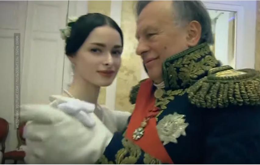 Анастасия Ещенко и Олег Соколов.