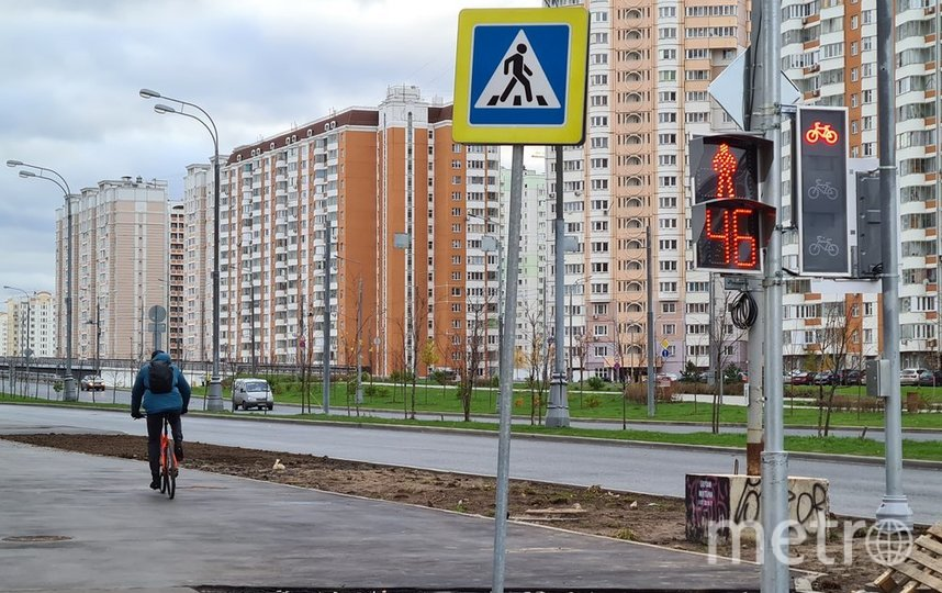 """Столичные районы постоянно совершенствуются. Фото АГН """"Москва""""/Денис Воронин"""