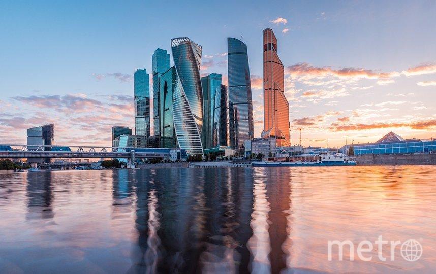 """Ресторан расположен в одной из башен """"Москвы-Сити"""" (архивное фото). Фото pixabay.com"""