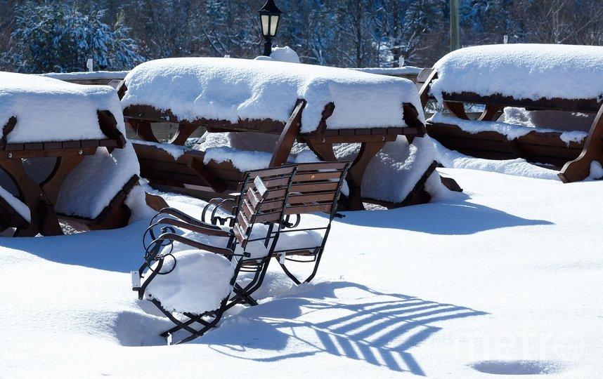 В Петербурге появились зимние террасы. Фото pixabay.com