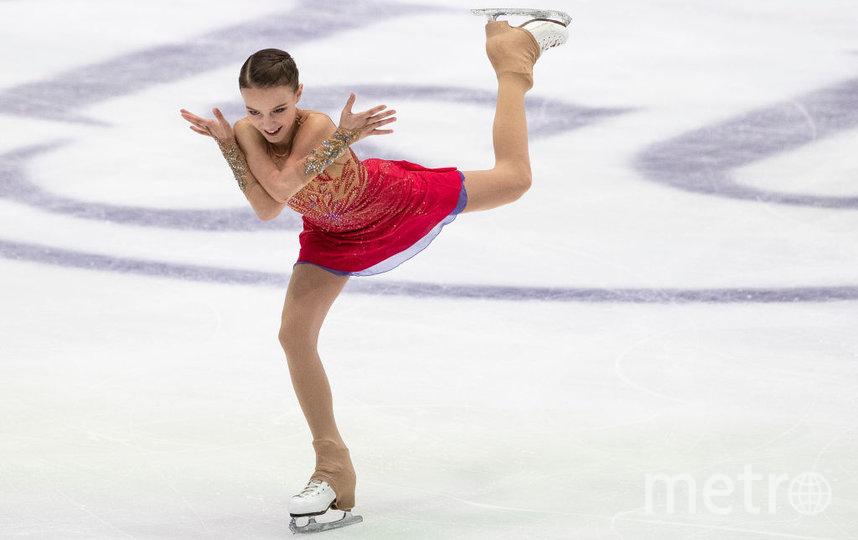 Анна Щербакова. Фото Getty
