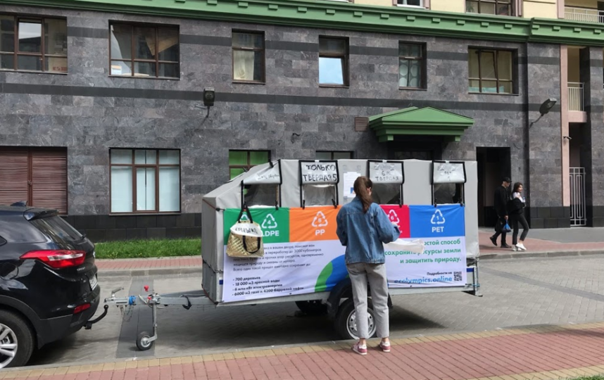 В Петербурге проект существует с декабря 2020. Фото Предоставлено организаторами