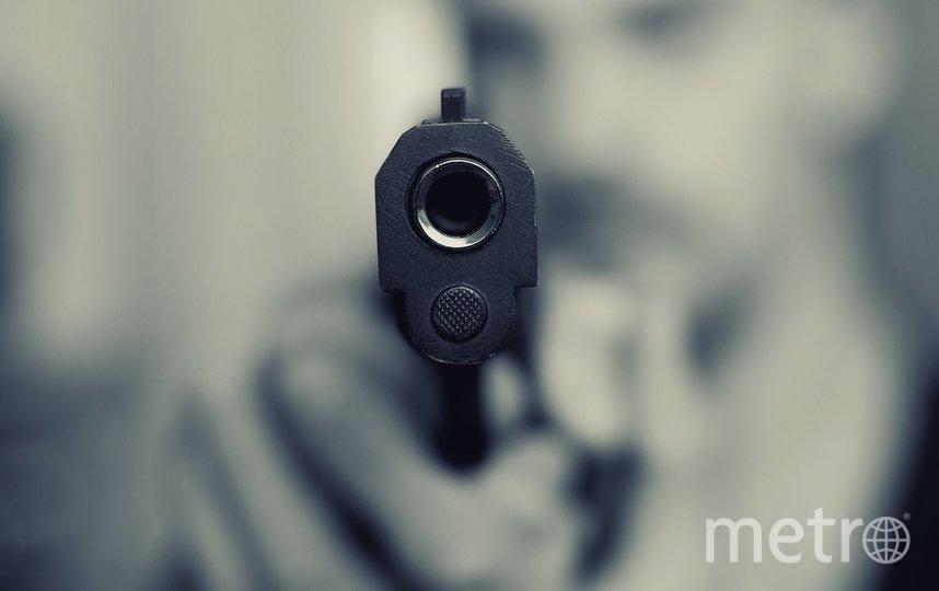 Мужчина открыл стрельбу в воздух. Фото pixabay.com