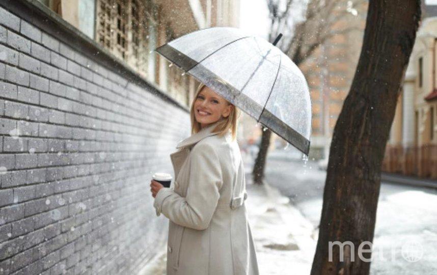 На смену снегопадам придут дожди. Фото Getty