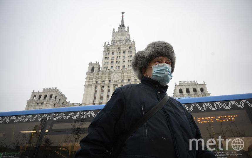 С 28 декабря в столице открылась запись на вакцинацию против COVID-19 для москвичей старше 60 лет. Фото AFP