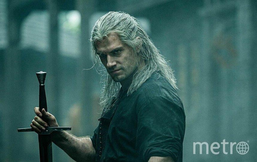 Ведьмак. Фото кадры из сериалов