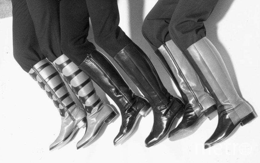 Высокие сапоги. Фото Getty