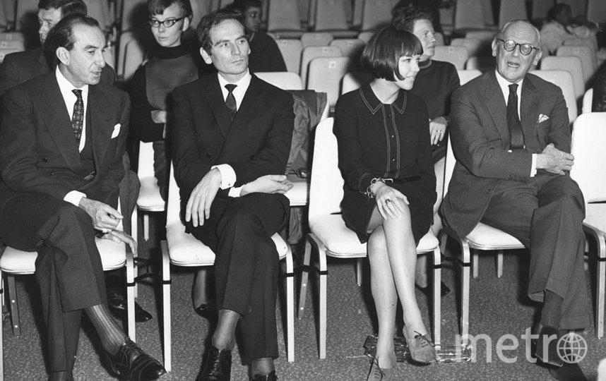 Модные дизайнеры, 1963. Фото Getty
