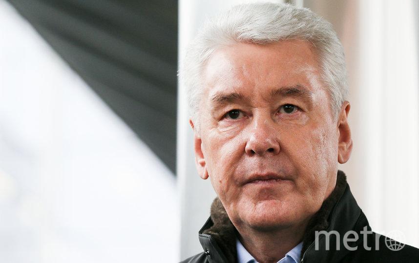 Столичный градоначальник Сергей Собянин. Фото Getty