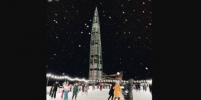 Где покататься на коньках в новогодние каникулы в Петербурге: лучшие локации