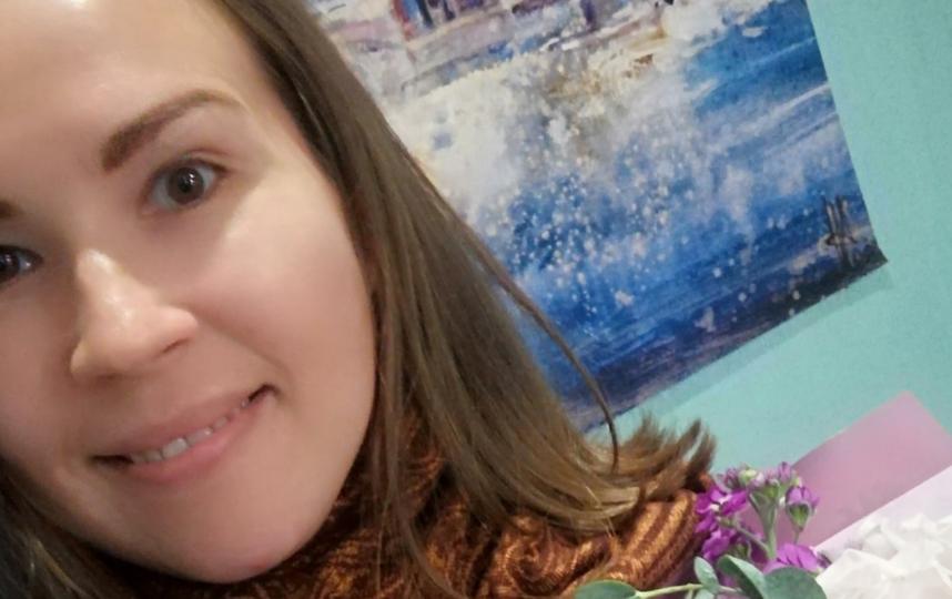 """Доброволец Алена Сковородникова. Фото предоставлено героиней материала, """"Metro"""""""