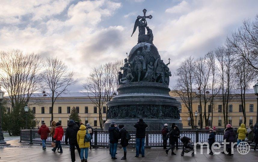 """Великий Новгород. Фото Алена Бобрович, """"Metro"""""""