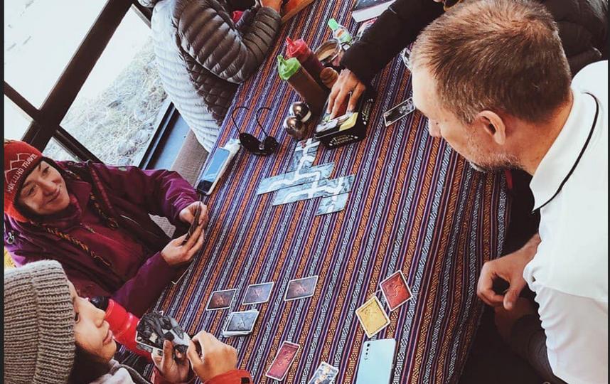 """""""Гномы-вредители"""" – игра для компаний. Фото https://www.instagram.com/igroved/"""