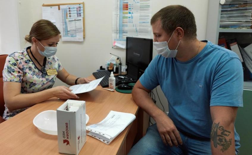 Прививочная кампания призвана остановить коронавирусную эпидемию – и в том числе в Петербурге. Фото Metro