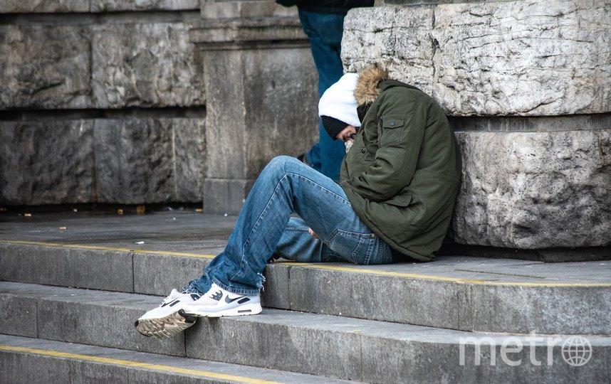 Бездомным оказывают помощь. Фото pixabay