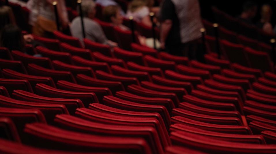 В зале должно быть не более 25% зрителей от общей вместимости. Фото Pixabay.com