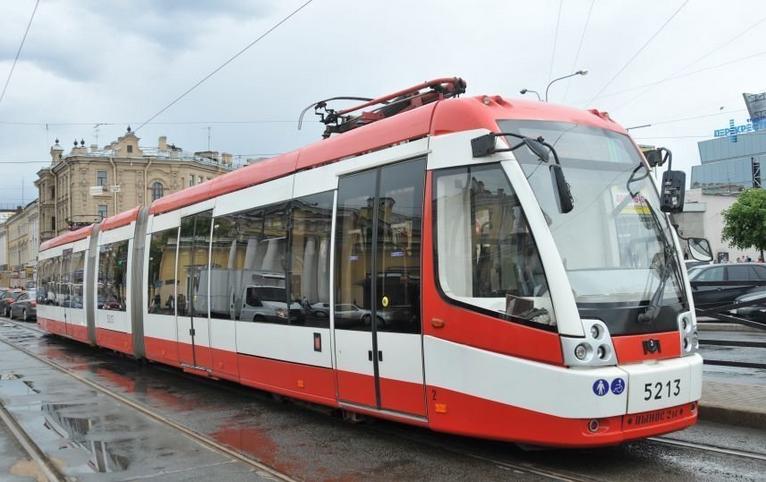 """Первый беспилотный трамвай соберут в России в 2022 году. Фото """"Metro"""""""