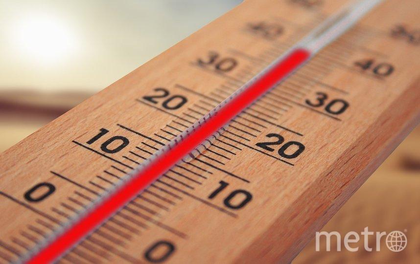Рекорды связаны с глобальным потеплением. Фото pixabay.com