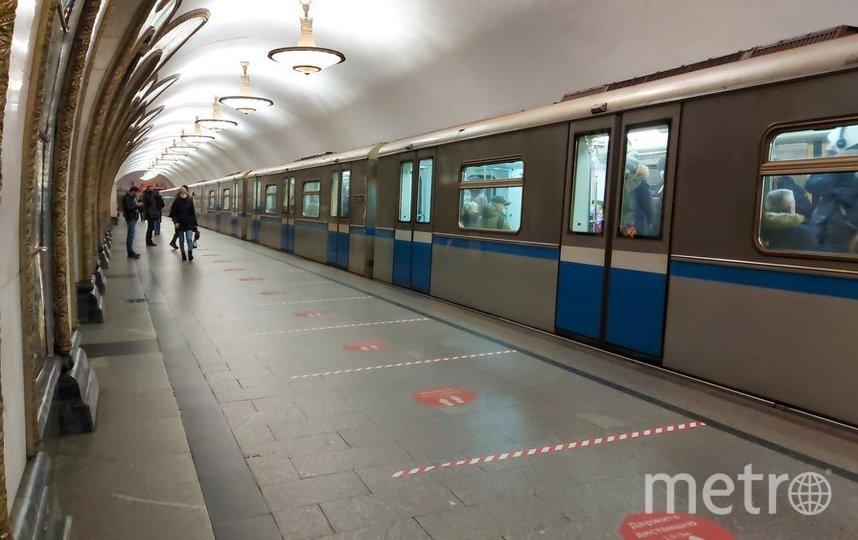 """В этом году планируется открыть еще 11 новых станций, которые станут частью крупнейшего проекта в истории московского метростроения - Большой кольцевой линии. Фото Агентство """"Москва"""""""