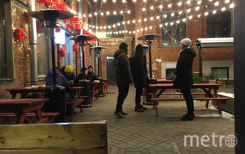 Рестораторам разрешили открыть террасы, но не все оценили эту идею. Фото Антон Федорков.