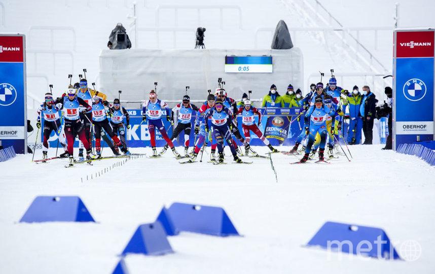 5-й этап Кубка мира по биатлону — 2020/2021. Фото Getty