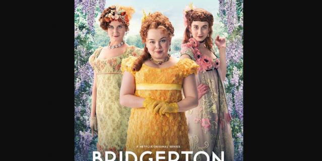 """""""Бриджертоны"""" за неполные две недели собрал более 63 млн просмотров."""