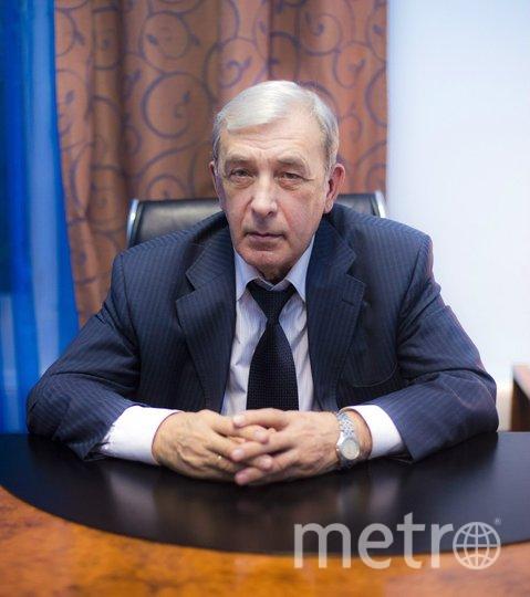 Михаил Виноградов. Фото https://vk.com/vinogradovcentr