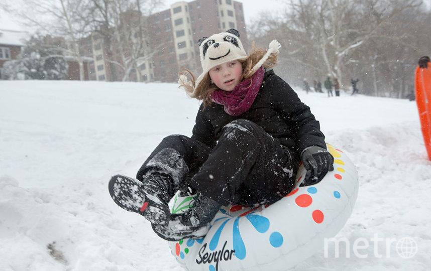 Наталия Метлина призвала родителей оградить ребенка от катания на тюбинге без обеспечения необходимых мер предосторожности. Фото из архива, Getty