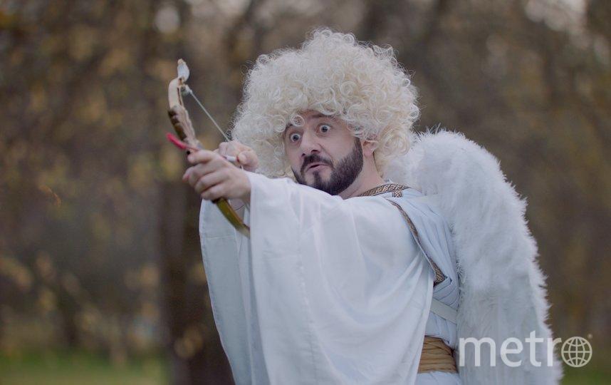 Лайфхаки от Михаила Галустяна, как стрелы любви, могут вызвать приятные чувства к вашей работе. Фото пресс-служба СТС