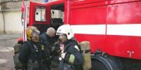 В Петербурге при пожаре погибли женщина и ребёнок