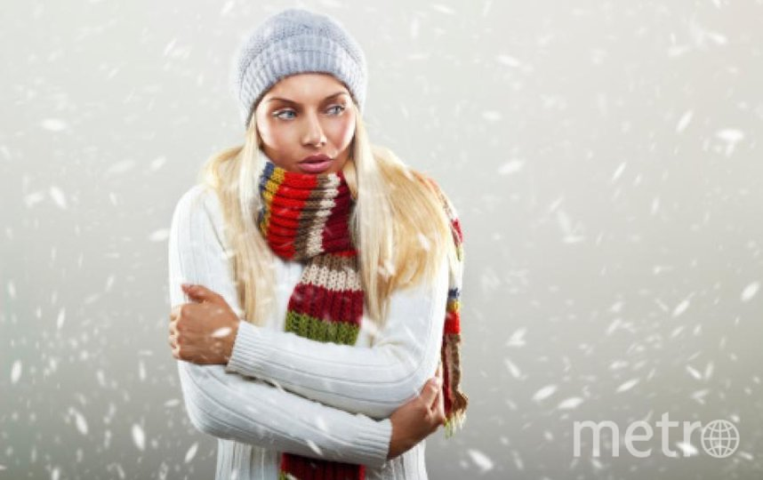 В ближайшие дни в Петербурге похолодает до -17 градусов в ночные часы и -13-15 днем. Фото Getty