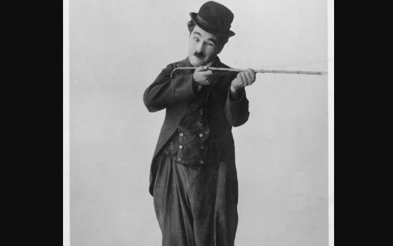 Чарли Чаплин. Фото Getty
